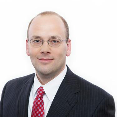 Portrait photo of Clinton Verity, a partner and attorney at Harman Claytor Corrigan Wellman Litigation Firm