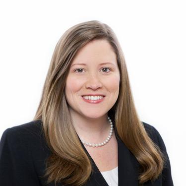 Portrait photo of Danielle Giroux , an attorney and partner at Harman Claytor Corrigan Wellman Litigation Firm