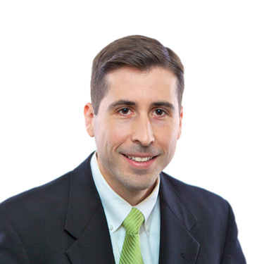 Portrait photo of James Jebo, a partner and attorney at Harman Claytor Corrigan Wellman Litigation Firm