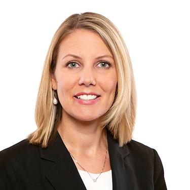 Portrait photo of Melissa York, a partner and attorney at Harman Claytor Corrigan Wellman Litigation Firm