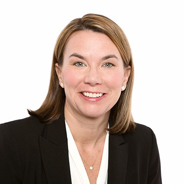 Portrait photo of Leslie Winneberger, an attorney and partner at Harman Claytor Corrigan Wellman Litigation Firm