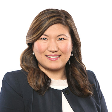 Portrait photo of Saemi Murphy, an attorney and Of Counsel at Harman Claytor Corrigan Wellman Litigation Firm