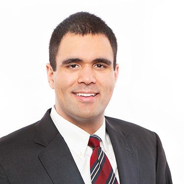 Portrait photo of Soroush Moghaddassi, an associate attorney at Harman Claytor Corrigan Wellman Litigation Firm