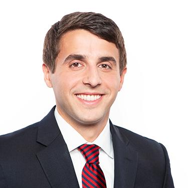 Richmond Law Associate, John Dunnigan