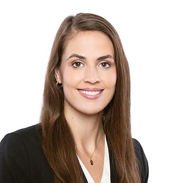 Professional headshot of legal associate, Laura Berry.